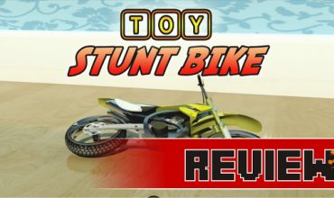 Review: Toy Stunt Bike (3DS)