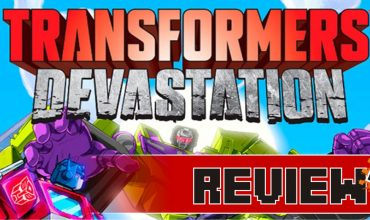 Review: Transformers Devastation (PS4)