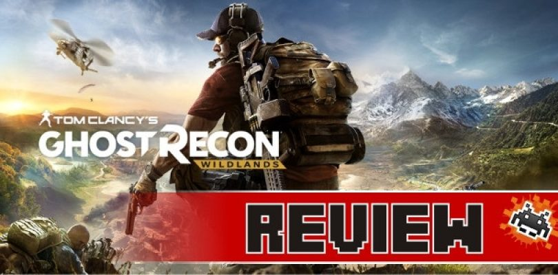 Review: Ghost Recon: Wildlands (PS4)