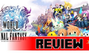 Review: World of Final Fantasy (PS4)