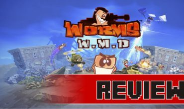 Review: Worms W.M.D (Xbox One)