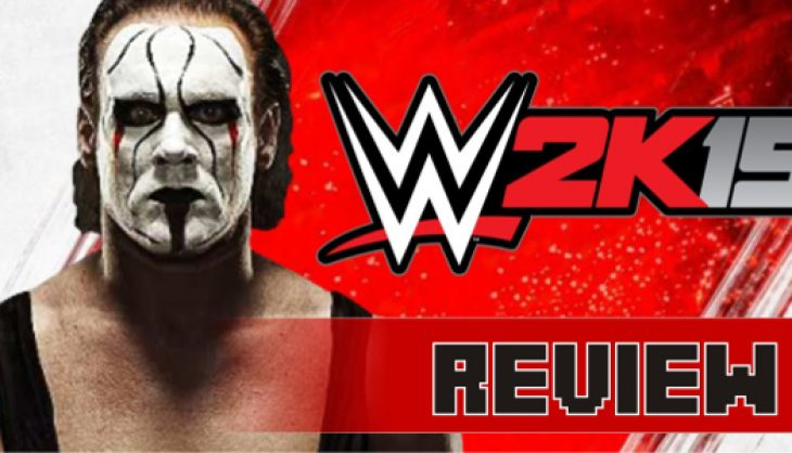 Review: WWE 2K15 (Xbox One)