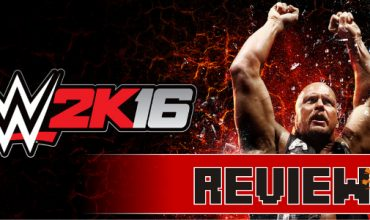 Review: WWE 2K16 (Xbox One)