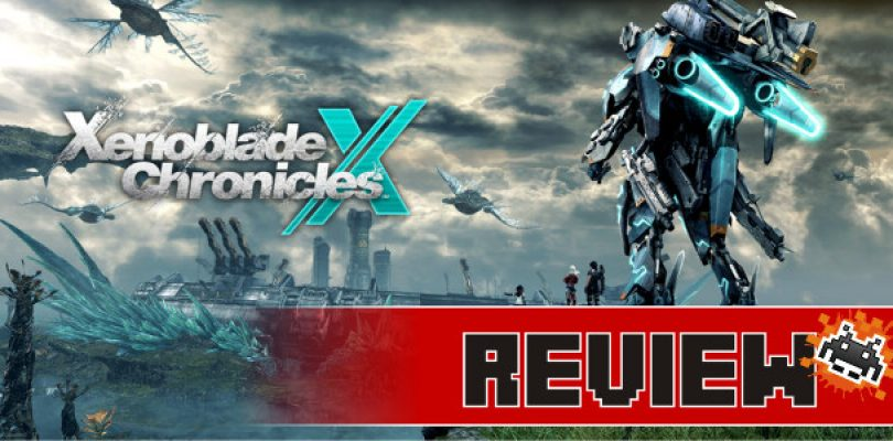 Review: Xenoblade Chronicles X (Wii U)