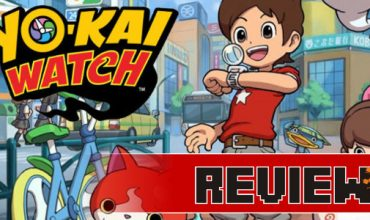Review: Yo-Kai Watch (3DS)