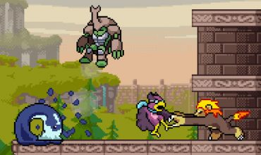 Indie brawler Rivals of Aether has a launch date and new trailer