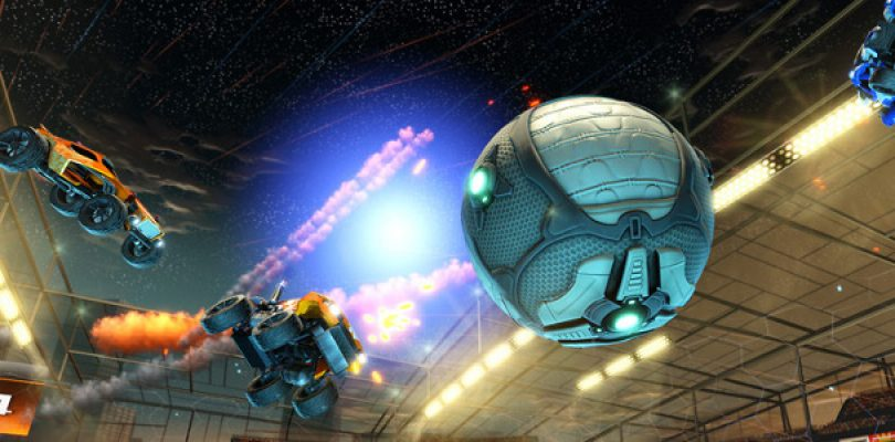 Rocket League allows for cross-platform multiplayer for PC and PS4