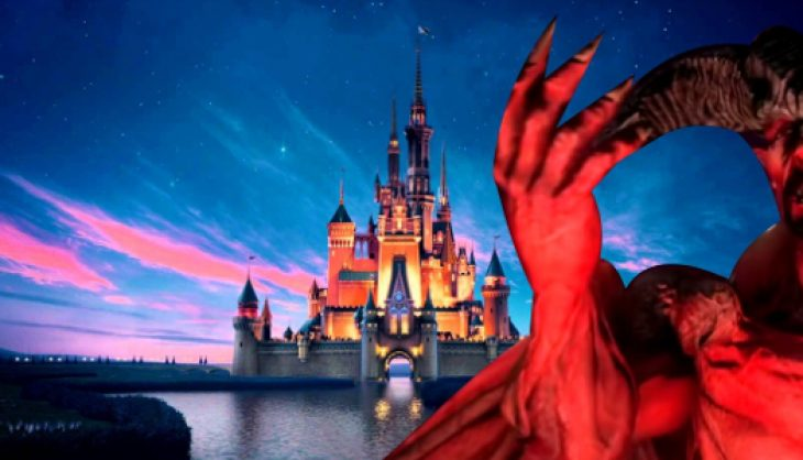 The Saints Row: Gat out of Hell Disney musical trailer?