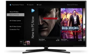 PlayStation Now service comes to Samsung Smart TV's in 2015