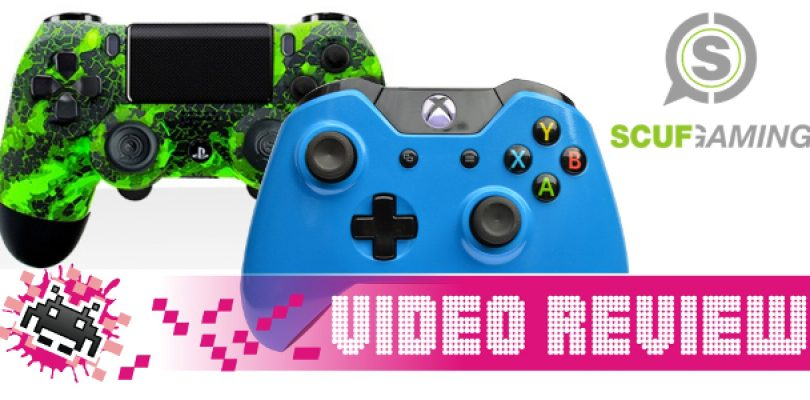 Video Review: PS4/Xbox One Scuf Controller