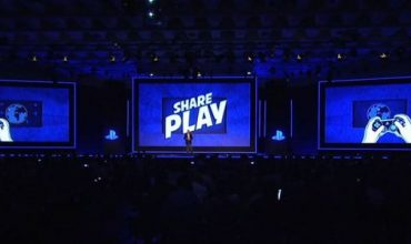 See Sony's Share Play in Action!