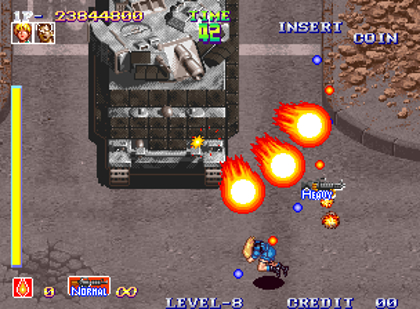 Blast from the Past: Shock Troopers (Neo Geo / Switch) - SA