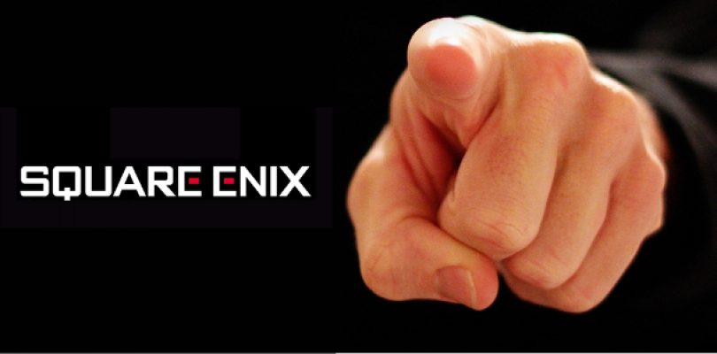 Shape the future of Square Enix. Tell them what you want