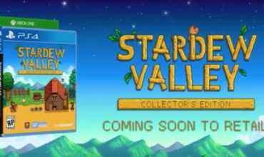 Stardew Valley is getting a physical release