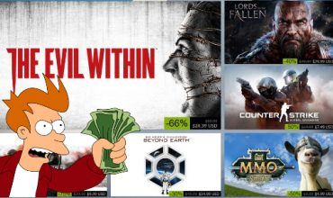 The Steam Sale is here to destroy your wallet