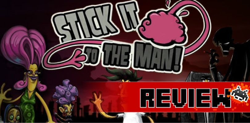 Review: Stick it to the Man (PS4)