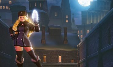 Kolin brings the cool to Street Fighter V