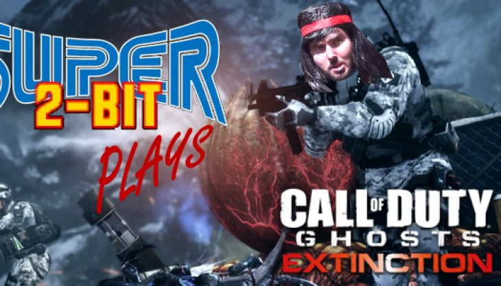 Super 2-Bit Plays: Call of Duty: Ghosts – Extinction