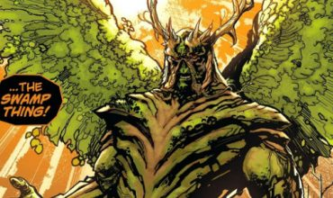 Video: Injustice 2 gets down and dirty with a Swamp Thing reveal