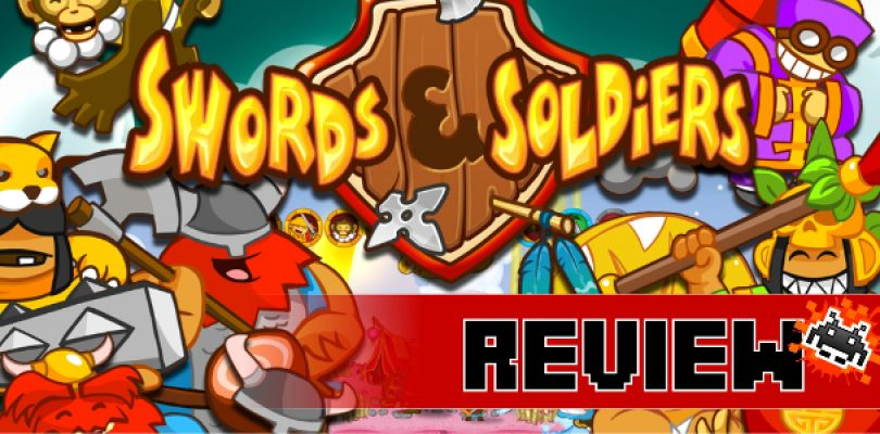 Review: Swords and Soldiers (Wii U)