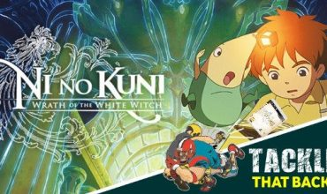 Tackling that backlog: Ni No Kuni: Wrath of the White Witch (PS3)