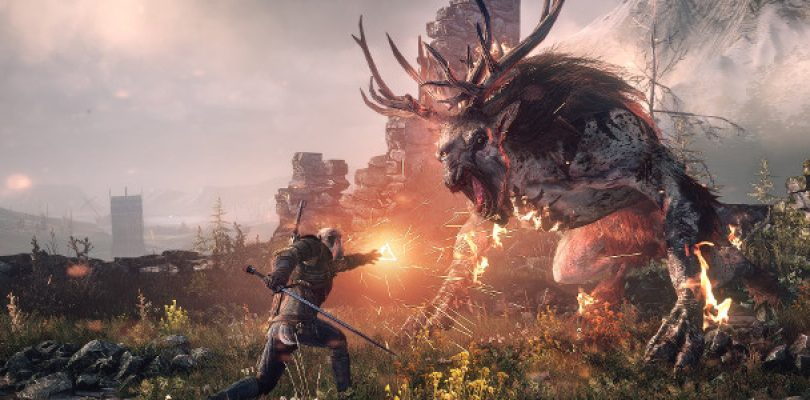 The Witcher III will not support the 4K features of PS4 Pro