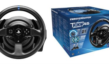 Your Logitech steering wheel won't work in Driveclub