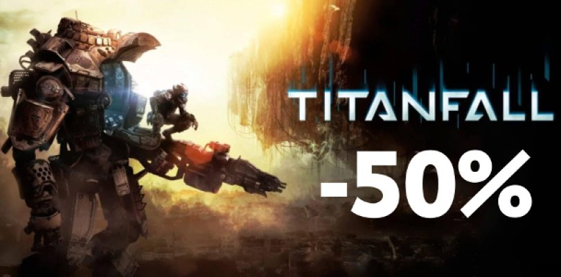 Titanfall discounted by 50% on Xbox One