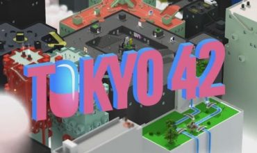 Check out the trippy Tokyo 42, coming to consoles and PC