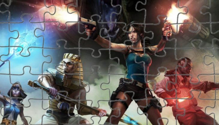 Tomb Raider and the Temple of Osiris will be filled with puzzles