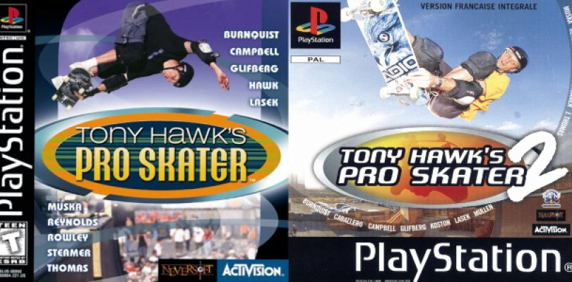 Tony Hawk confirms his Pro Skater game on PS4 in 2015