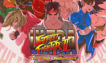 Ultra Street Fighter II let's you hadouken in first-person