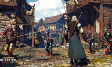 Hands-on preview: Witcher 3: The Wild Hunt