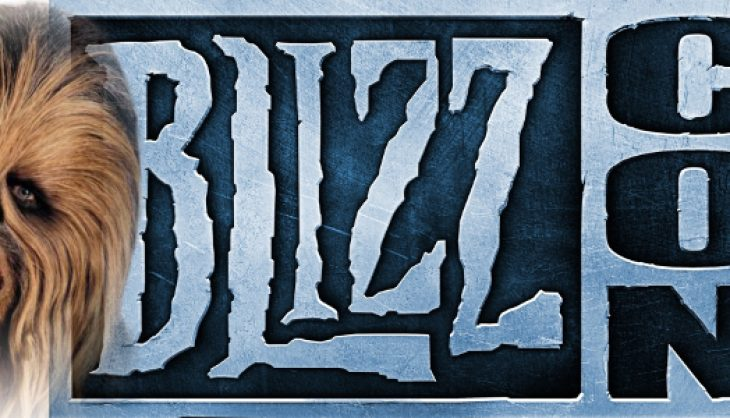 All our Blizzcon coverage, love from Wookiee