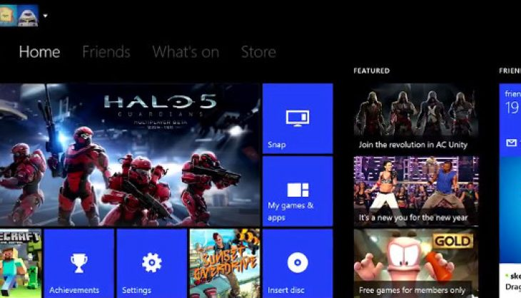 Xbox One February system update detailed