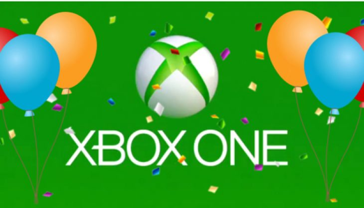 Microsoft celebrates one year of Xbox One by giving you free stuff