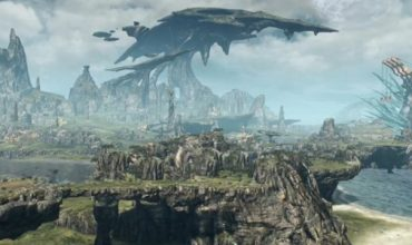 Xenoblade Chronicles X map will be 5 times bigger than the original
