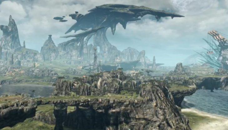 Xenoblade Chronicles X blames it on the weather