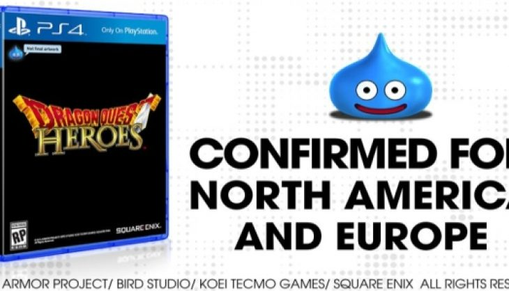 We're Getting Dragon Quest Heroes in 2015!
