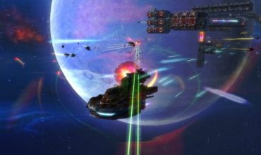 Rebel Galaxy space sandbox channels Firefly vibes