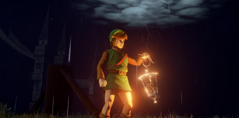A Link to the Past re-imagined with Unreal Engine 4