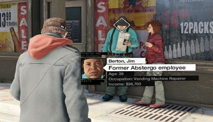 Murder the Abstergo CEO in Watch_Dogs