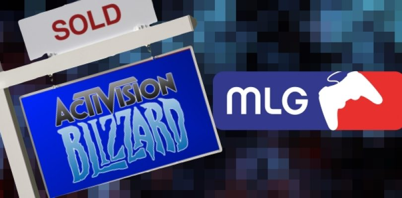 Activision buying out MLG?