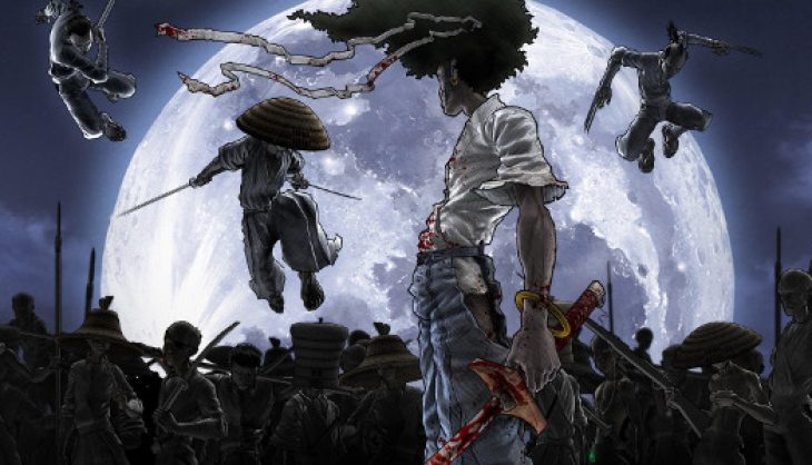 Afro Samurai 2: Revenge of Kuma first screenshot