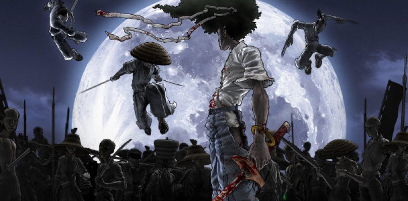 A new Afro Samurai is coming to PC, PS4 and Xbox One