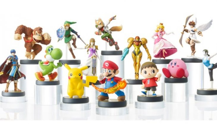 Watch the amiibo TV Commercials here
