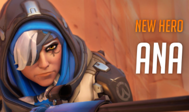 Meet your new Overwatch support sniper hero