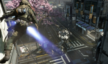 Angel City is the first of the free maps coming to Titanfall 2