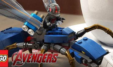 Ant-Man DLC heads to LEGO Marvel's Avengers… for FREE!