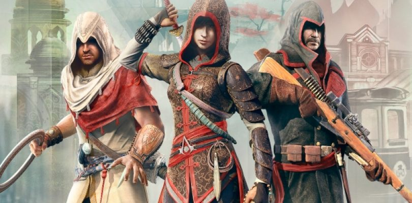Video: Assassin's Creed Chronicles Announcement Trailer
